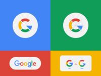 Google G-Icon - proposal