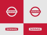 Nissan - flat design proposal