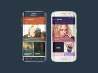 Android Material Design Music