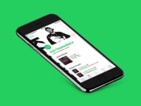 Spotify Lite Theme