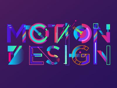 Motion Design Title