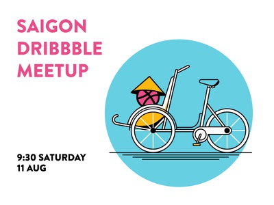 Saigon Dribbble Meetup