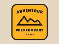 Adventour Wild Company alternative logo