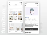 Mebl Apps Design Concept