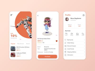 Action Figures App 🤖