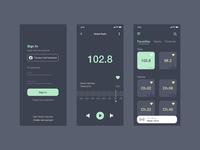 Radio & Podcast app 🎙