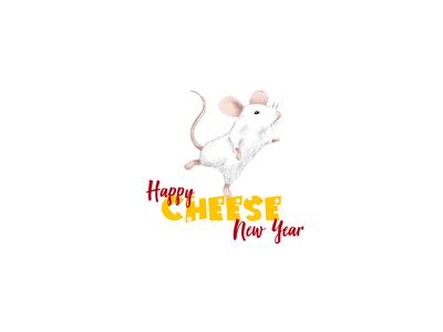 Happy Cheese New Year 🐭