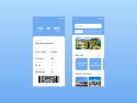 Flight Ticket App ✈️