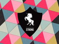 Strong - Branding in Progress