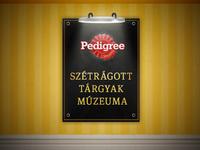 Museum plaque illustration