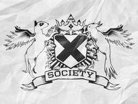 Society X logo