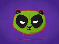 I wish a pandastic Halloween!