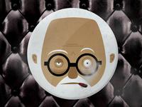 Freud badge