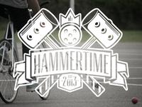 Hammertime logo concept