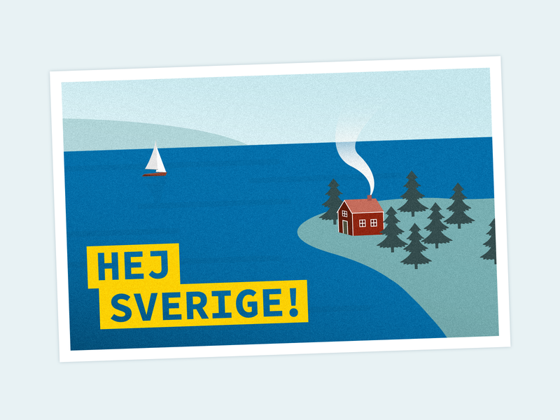 Hej Sverige!