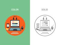 Snapshot - Web Infographics