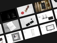 The Bureau — Brand Application