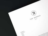 The Bureau — Letterhead