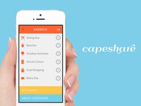 CapeShare Launches