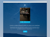 Onboarding/Tour Screens