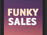 Funky sales design (soon)