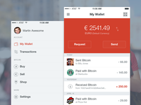 Coinzone Wallet App
