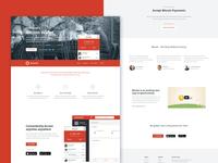Coinzone Homepage