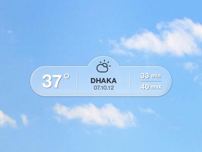 Weather notifier