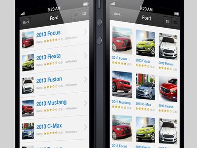 Vehicle App