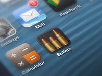 iOS Bullet Icon