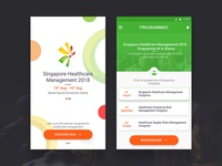 Redesign App - Singapore Healthcare Management 2018
