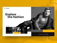 Explore the Fashion