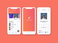 White Music App