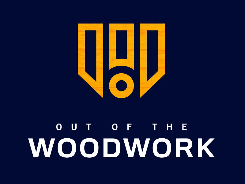 Out Of The Woodwork Logo By Brandt Farmer Dribbble Dribbble