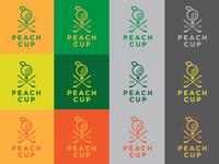 Peach Cup Logo