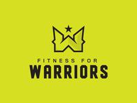 Fitness for Warriors Branding