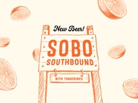SOBO Beer Label