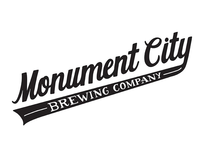 Baseball Script for Monument City baseball branding typography lettering hand lettering script