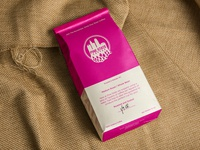 Pinestate Coffee - Pink 12 oz.