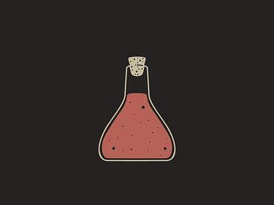 Erlenmeyer Flask chemglass cork glassware glass science erlenmeyer flask erlenmeyer