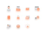 Backup Icons