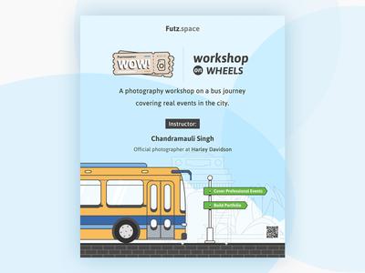 Publicity Flyer for Workshop
