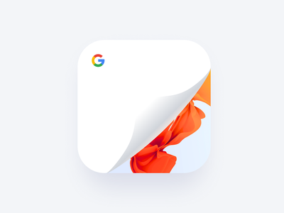 Google Event google white mobile illustration app clean colors design ui