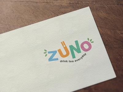Zuno Tea Logo Design branding logodesign logo design branding logo designer logo design