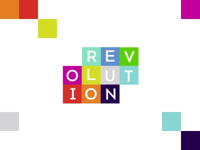 Revolution Logo Design