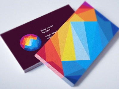 Sunset Mountain Business Card / Logo Design full service agency design studio redesign rebranding startups start-ups start ups corporate pattern logo identity designer available for hire logomark modern creative inspiration clever awesome best cool space planet earth sun nature abstract landscape low poly polygons geometry geometric utopia branding agency behance presentation colorful mosaic sunset mountain mark symbol icon logo design logo branding brand stationery design business cards design gold identity design corporate identity