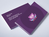 Frobal Business Cards / Logo Design