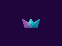 Posh wordpress theme logo design