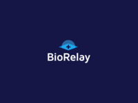 Biorelay logo design