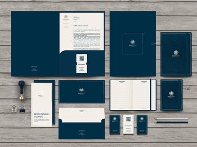 85 Stationery  corporate identity branding fashion trend style stationery